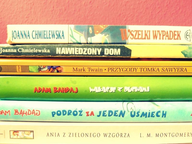 10 najlepszych książek z dzieciństwa