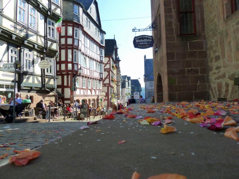 Miasto na sobotę – Marburg