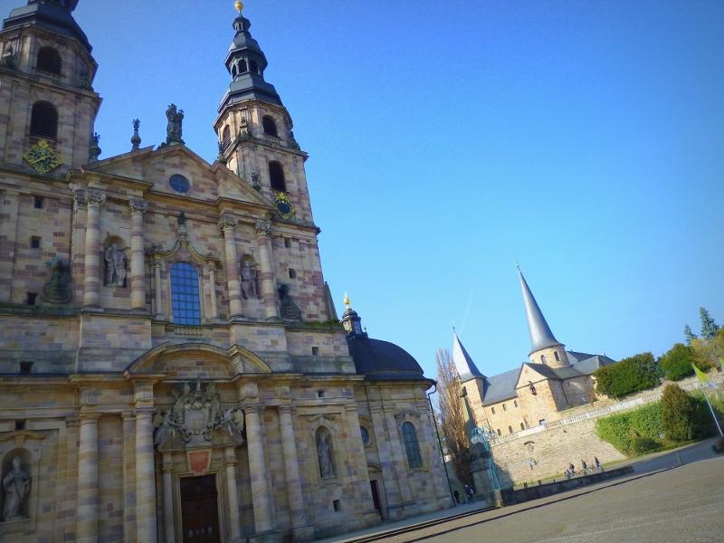 Miasto na sobotę – Fulda