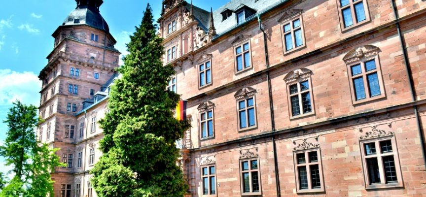 Miasto na weekend: Aschaffenburg