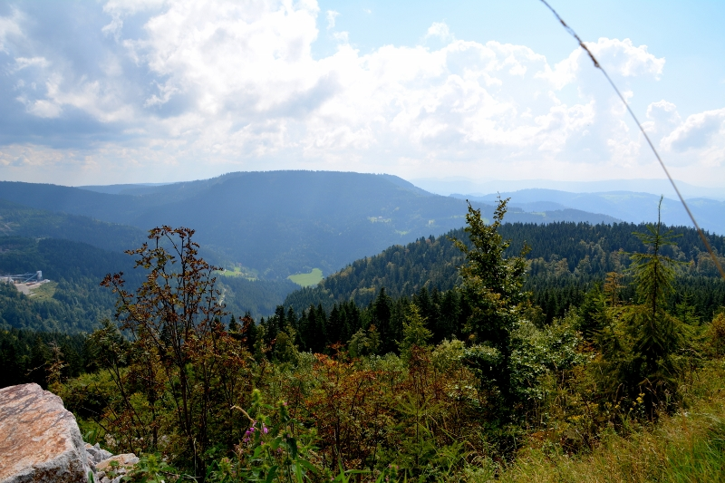 Schwarzwaldhochstrasse, czyli trasa na sobotę.