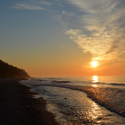 Beautiful Polish Baltic Sea (Pictures)