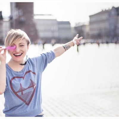 W niemieckiej szkole pisałam najlepsze wypracowania w całej klasie – Rozmowa z Agatą Dutkowską