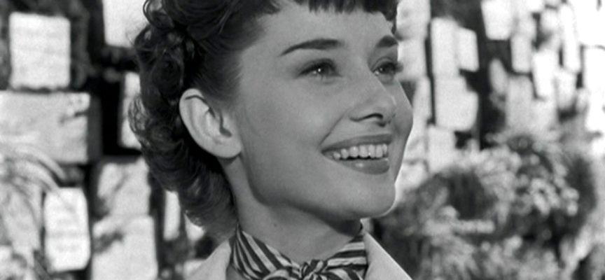 Portret Poliglotki: Audrey Hepburn
